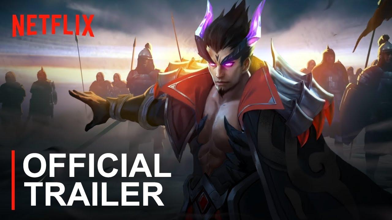 The Darkshift   MLBB Trailer   Netflix