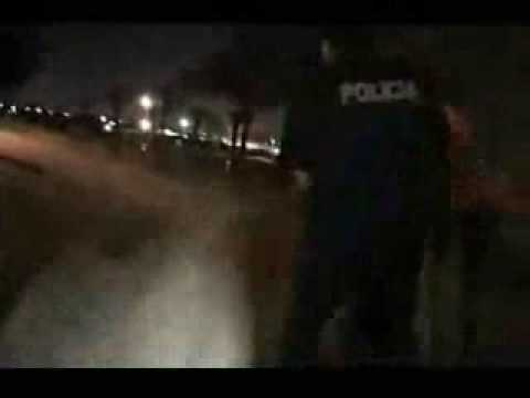 Guns n roses-welcome to the jungle(policias en accion) Videos De Viajes