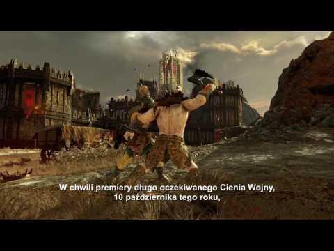 Kuźnia Nemesis – zwiastun PL do aktualizacji gry Śródziemie: Cień Mordoru