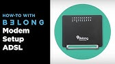 Belong Modem Router 4353 Fix Xbox Live Or PlayStation Network