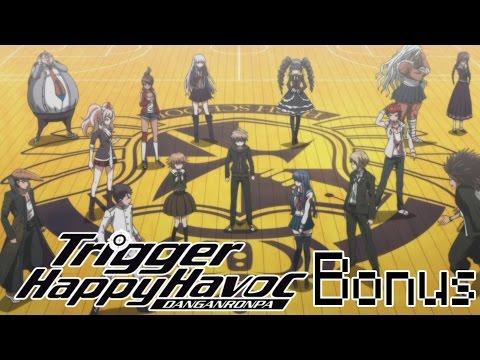 Danganronpa - Bonus 16 :: School Mode Endings