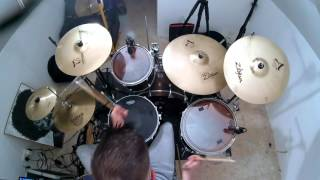 Papa Roach - Last resort (Drum Cover)