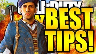 BEST TIPS TO MAKE YOU A GOD AT COD WW2! HOW TO GET BETTER AT CALL OF DUTY WW2 TIPS AND TRICKS!