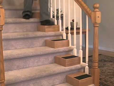 Stair Aid -- Climb your stairs again