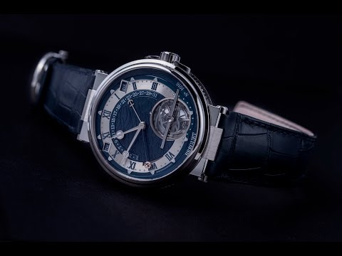 First Look: Breguet Marine Equation Marchante 5887