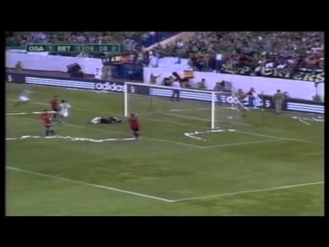 Real Betis Balompié, reverdece la final de la Copa del Rey (2005 ...