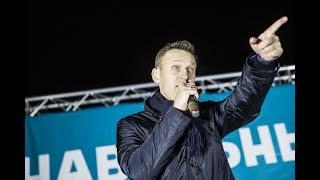 Навальный в Тамбове/Вступительная речь (29.10.17)