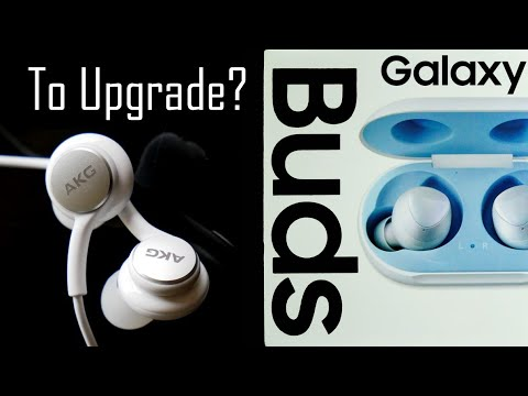 Should We Upgrade To Galaxy Buds From The Samsung Akg Tuned Earphones Youtube