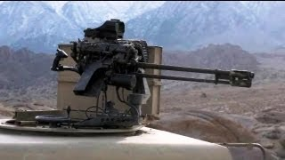 General Dynamics Ordnance & Tactical Systems - GAU-19/B .50 Cal Gatling Gun [480p]