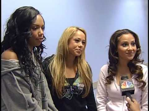 The Cheetah Girls Behind the Scenes