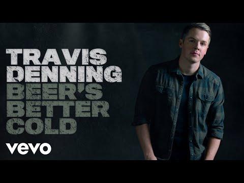 Travis Denning - Sittin' By A Fire (Official Audio)