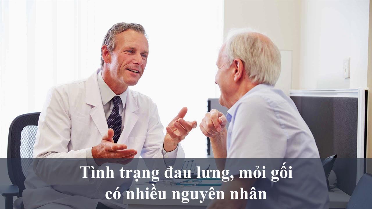 Nguyên nhân đau lưng mỏi gối là gì? Chữa trị như thế nào? GS. TS Nguyễn Văn Chương tư vấn