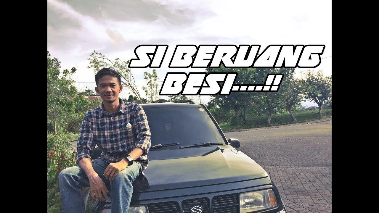 Review Suzuki Escudo Jlx 97 By Dimas Wizz Bodynyakokoh Youtube