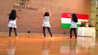 Triyasree Diwali Dance Mr.India Song