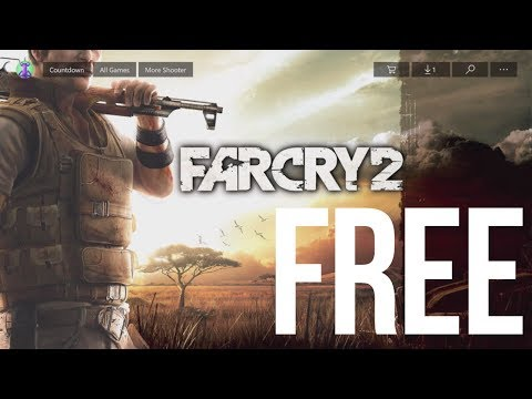 How to Download: Far Cry 2 for FREE in Xbox One   Xbox One S   Free Game