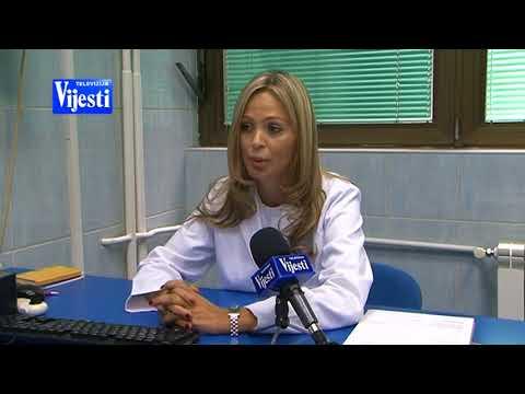 NIKŠIĆ OPET IMA DERMATOLOGA - TV VIJESTI 19.08.2017.