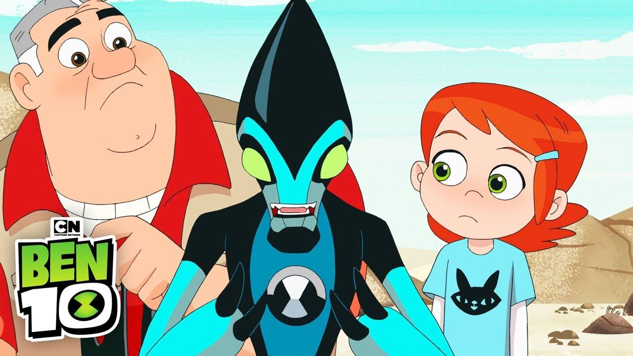 Ben 10 | Hero Time | Cartoon Network