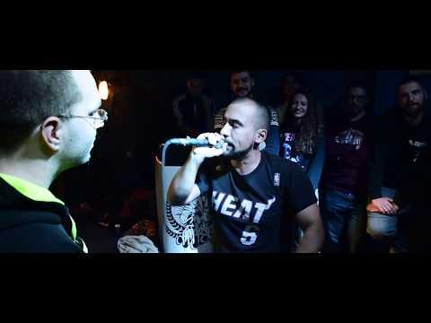 Rap Skillz - Rap Battle - Random VS Karizmatik (Title Match 2017)