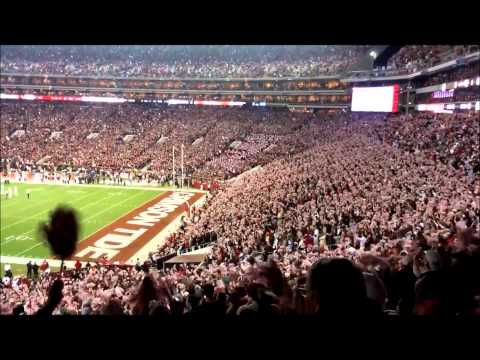 Alabama football filthy tradition-Dixieland Delight @ Iron Bowl