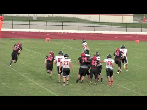 Dexter JV Bearcats at Sikeston Sept 19 2016