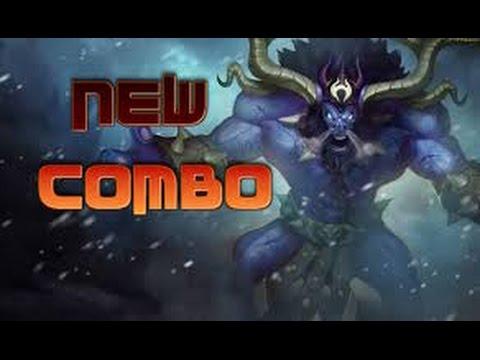 NEW ALISTAR COMBO - Alistar Combo Guide S7