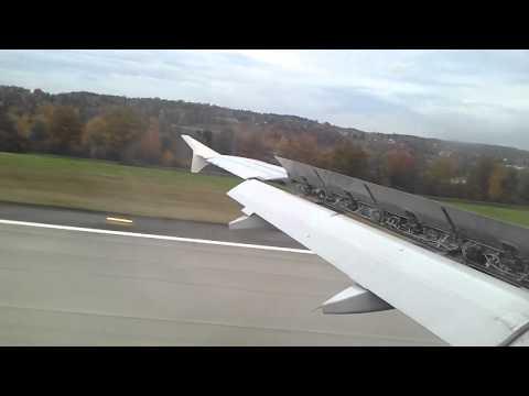 I land in zurich airport