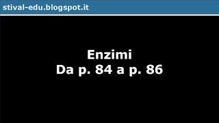Repeat youtube video Enzimi
