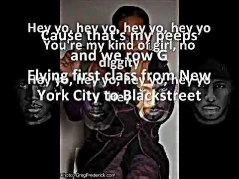 No Diggity  Blackstreet feat Dr Dre Lyrics Version