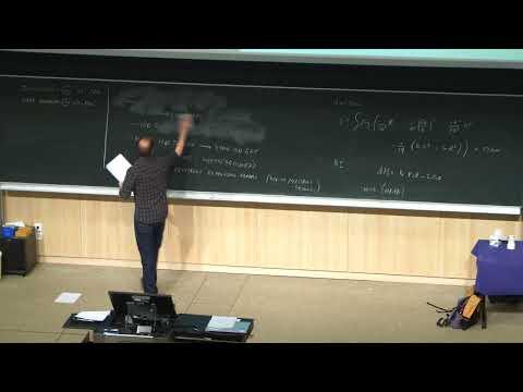 Lara Anderson & James Gray  Heterotic Geometry and Effective Theories  1