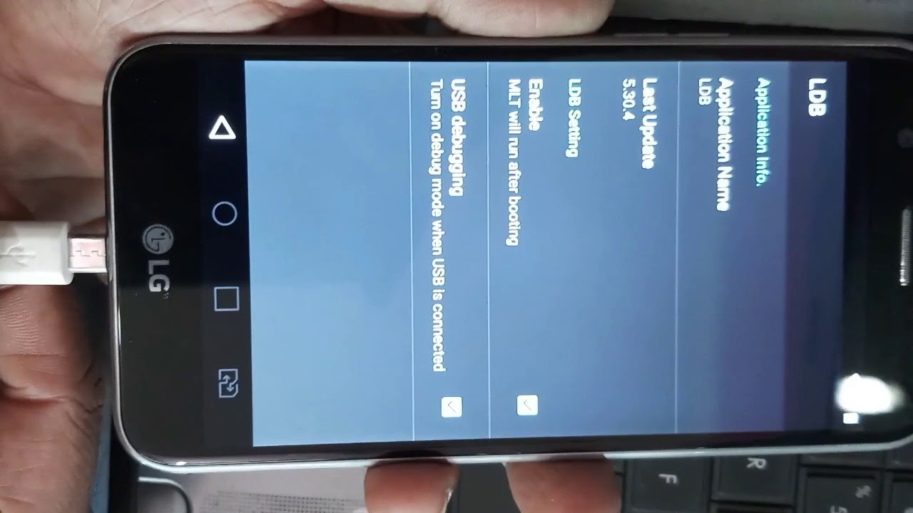 Lg M250 (k10) Frp Unlock Done 7 0 ! New Solution