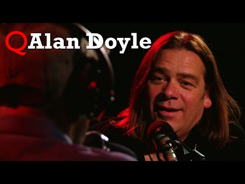 """So Let's Go"" to Studio Q, Alan Doyle"