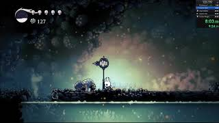 Hollow Knight Any% No Storage OOB (1.1.1.8) Speedrun - 31:08 loadless [WR]