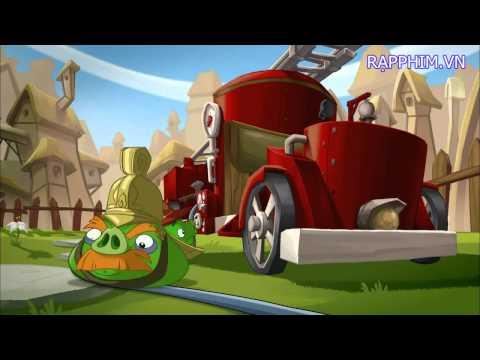 Angry Birds Toons (Bầy Chim Nổi Giận) 2013 Vol 1 - Tập 05 [khanhmovies2 HD]