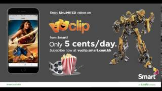 Vuclip by Smart