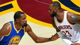 Download The Full Superstar Duel: Kevin Durant vs. LeBron James In NBA Finals 2017 Mp3 and Videos