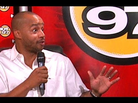 """Donald Faison talks about Stacy Dash, Zach Braff and hanging with the """"Simpsons"""""""