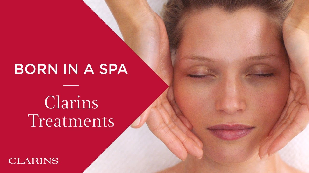 Relax at the Clarins treatment spa| Clarins