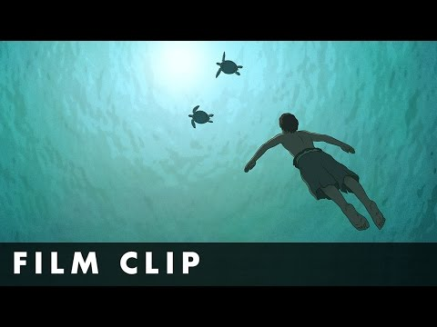 THE RED TURTLE - Official Clip - In cinemas May 26th