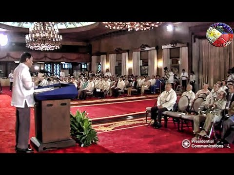 DUTERTE LATEST NEWS FEB. 14, 2018 | DUTERTE OATH TAKING MORE THAN HUNDRED NEWLY APPOINTED OFFICIALS