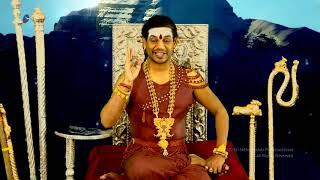 Paramashivoham is the Manifestation of the Life Positive Being of Paramashiva #Nithyananda #Kailasa