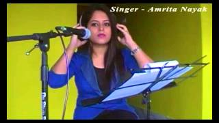 chahun main ya na aashiqui 2 female cover by amrita nayak