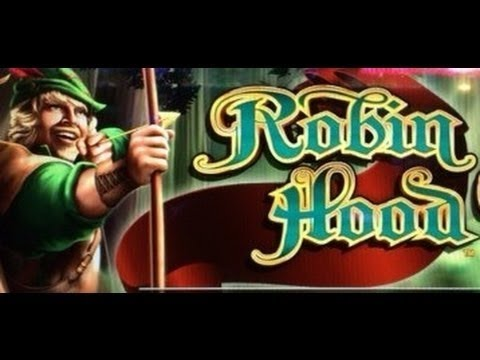 Slot machine robin hood gratis