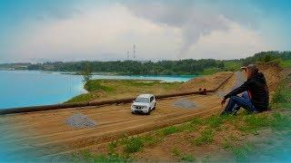 Автообзор Nissan Terrano (Ниссан Террано) : Золоотвал Тэц-5, СТО и светодиоды
