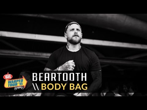 Beartooth - Body Bag (Live 2015 Vans Warped Tour)