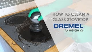 How to Clean Your Glass Stovetop | Tutorial
