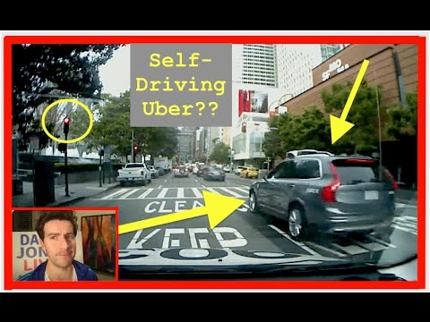 SELF-DRIVING UBER RUNS RED LIGHT??? Will Anyone Tell Us The Full Story??