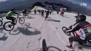Mass Start Megavalanche Alpe d'Huez