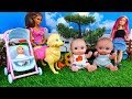 Barbie Mommy for Baby doll