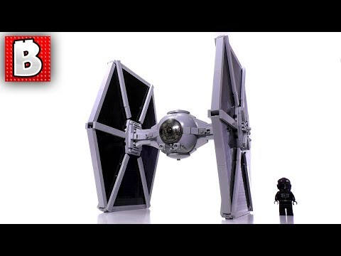 Ultimate LEGO TIE Fighter MOC! Star Wars Design by Jerac
