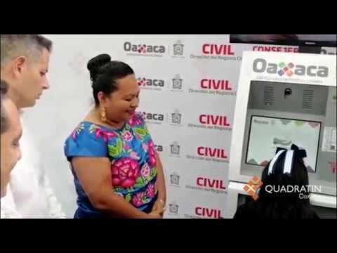 7 Millones De Actas De Nacimiento Digitalizan En Oaxaca